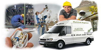 South Shields electricians